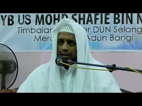 HARAP 3.3 - Kuliah Maghrib Sheikh Hanafi Abdul Aziz