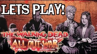 Let's Play! - The Walking Dead: All Out War by Mantic Games