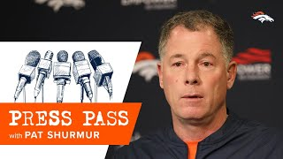 Pat Shurmur: Broncos' offense will attack downfield