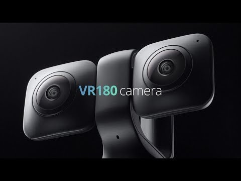 HumanEyes Technologies debuts its upcoming Vuze XR Camera, designed to capture, create and share both high-resolution photos and full motion video, in either 5.7K 360° or VR180 formats.