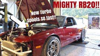 437BHP RB20 BEAST | Precision Turbo | Its INSANE!!