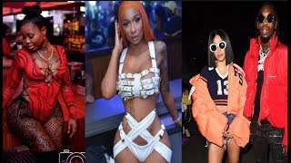 Cardi B and her friends allegedly jump 2 strippers over OFFSET!