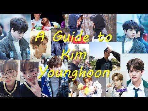A Guide to Kim Younghoon From The Boyz!