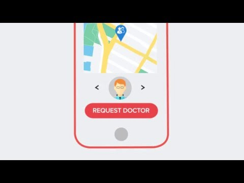 Doctor2U- a doctor to your doorstep in under 60 mins!
