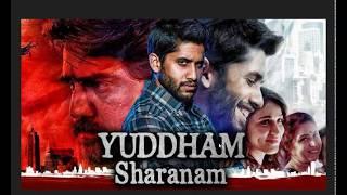 Download Yuddham Sharanam (2018) Official Hindi Dubbed Trailer | Naga Chaitanya, Lavanya Tripathi.