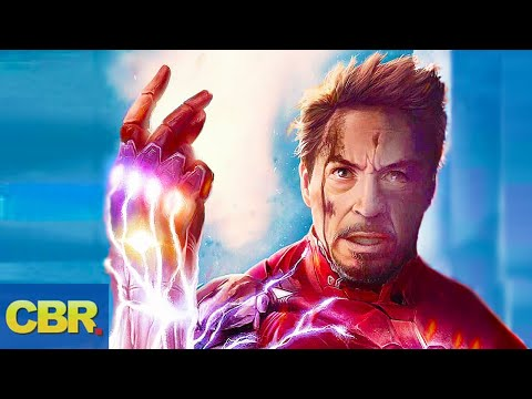 10 Ultimate Sacrifice Moments In The MCU