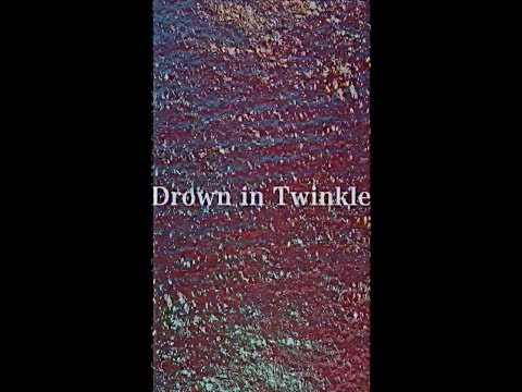 秋山黄色『Drown in Twinkle』 Lyric Video