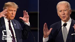 Trump says he won't participate in virtual debate with Biden, LISTEN.