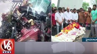 Shocking demise of top hero Ravi teja brother actor bharath