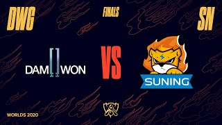 DWG vs. SN | Finals Game 1 | World Championship | DAMWON Gaming vs. Suning (2020)