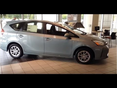 2016 Toyota Prius v Two at Loving Toyota Scion