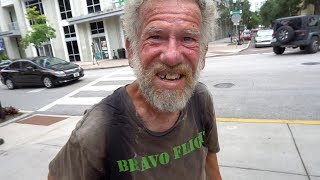 GIVING THE HOMELESS NEW SHOES AND CLOTHES!! (500K SPECIAL)