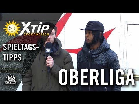 X-TiP Spieltagstipp mit Jephter Agyei Antwi (SV Halstenbek-Rellingen) - 22. Spieltag Oberliga Hamburg | ELBKICK.TV