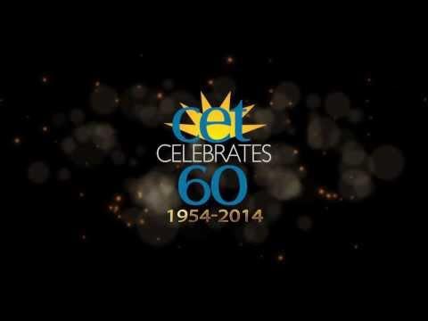 """WCET """"Celebrate 60"""" Bumper"""