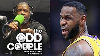 The Lakers Are Championship FRAUDS! - Rob Parker