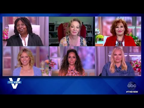 """Jean Smart On Developing Her """"Hacks"""" Character   The View"""