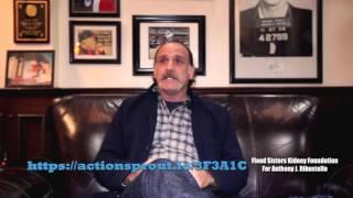 Nick Sandow - Flood Sisters Kidney Foundation