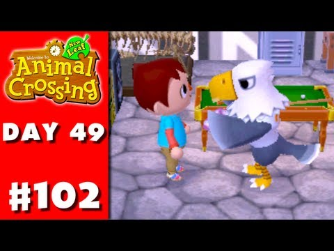 Animal Crossing: New Leaf - Part 102 - Apollo's Glove (Nintendo 3DS Gameplay Walkthrough Day 49) - Smashpipe Games