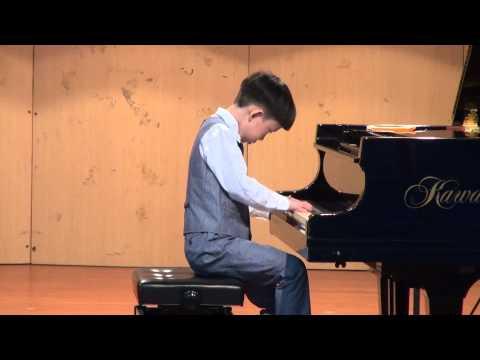 馬水龍:中國民歌鋼琴小品集 No.10沙里洪巴 及 Bach:C 大調小前奏曲,BWV.924