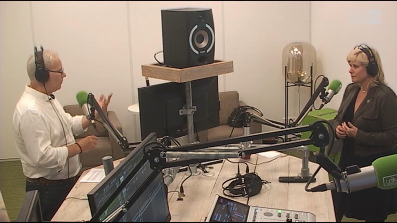 Wethouder Yvonne van Delft over Leidse circulaire projecten in iCircl Radio