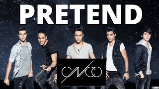 CNCO - Pretend (Letra/Lyrics)