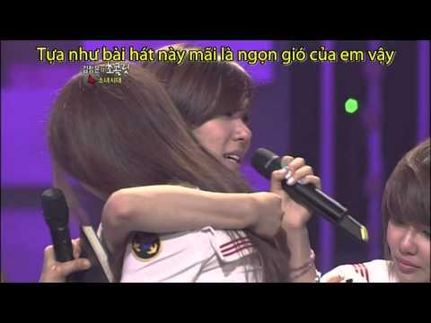 [Vietsub] SNSD - Tears (iTV Soshi9 Team)
