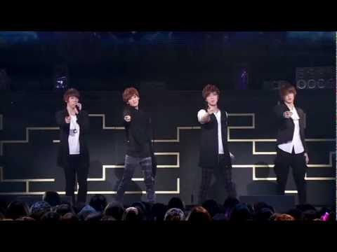 U-Kiss 1st Japan Live Tour 2012【 ORION 】