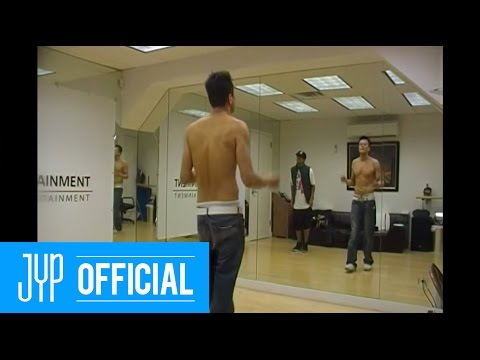 [Promotion Clip] J.Y. Park(박진영) hammer Dance(망치춤)