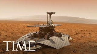 A Eulogy For NASA's Opportunity Rover   TIME