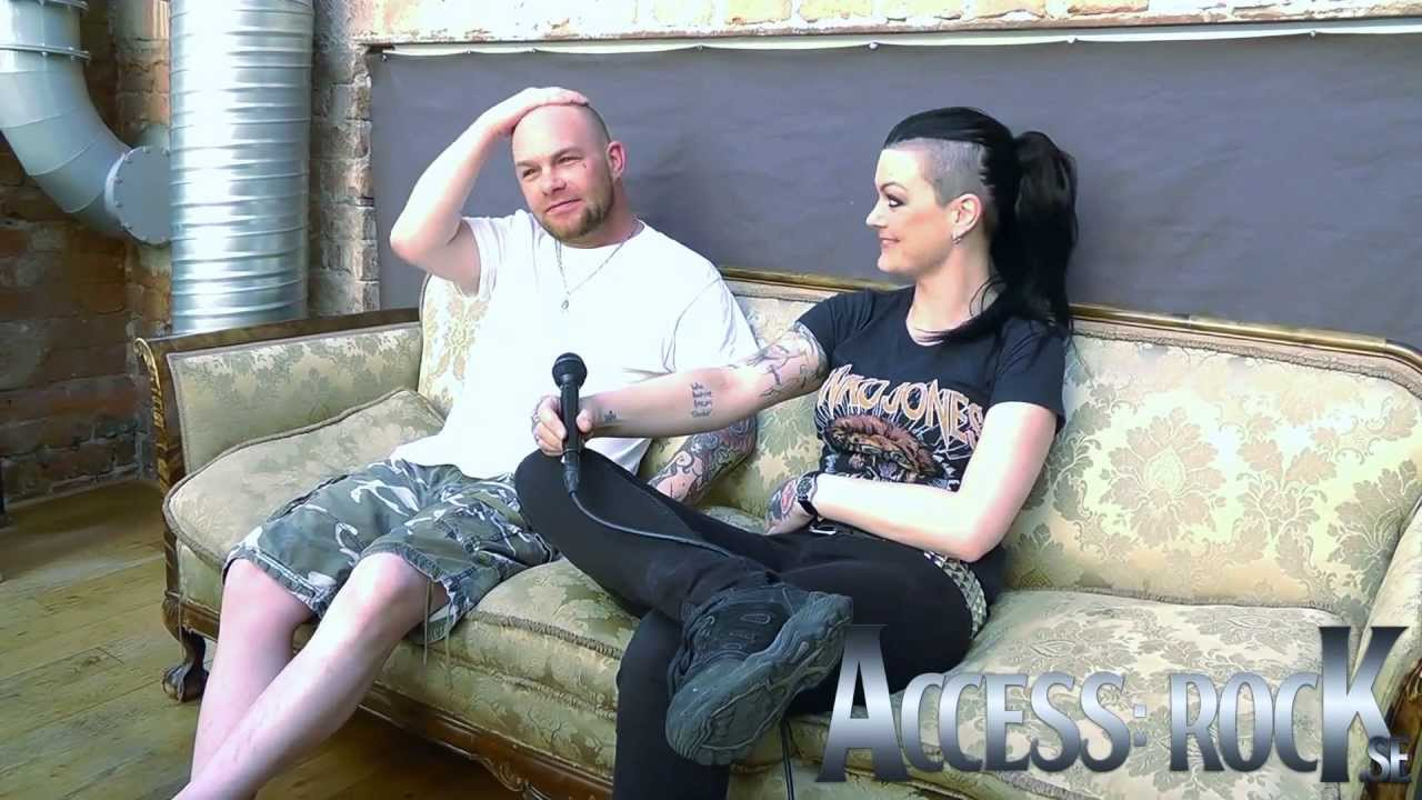Access: Ivan L. Moody of Five Finger Death Punch in ...
