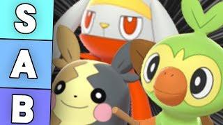New Pokémon Tier List
