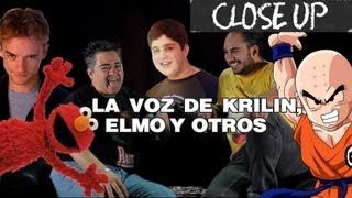 Close Up a Lalo Garza (KRILIN, ELMO, JOSH, FRANCIS y más)