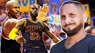 Michael Jordan Vs. LeBron: Who's The G.O.A.T.?