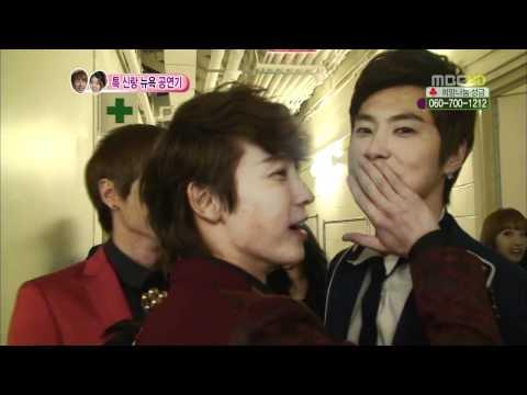 [HD] 111203 MBC We Got Married - YUNHO CUT