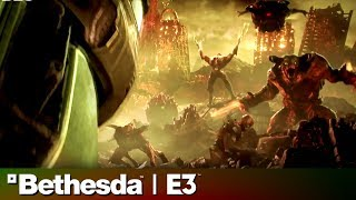 DOOM Eternal Reveal | Bethesda E3 2018