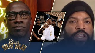 Ice Cube on the rise & fall of NWA, beef with Eazy-E and 'No Vaseline'   EPISODE 5   CLUB SHAY SHAY
