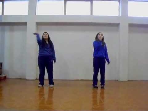 Correré - Coreografía (Hillsong)