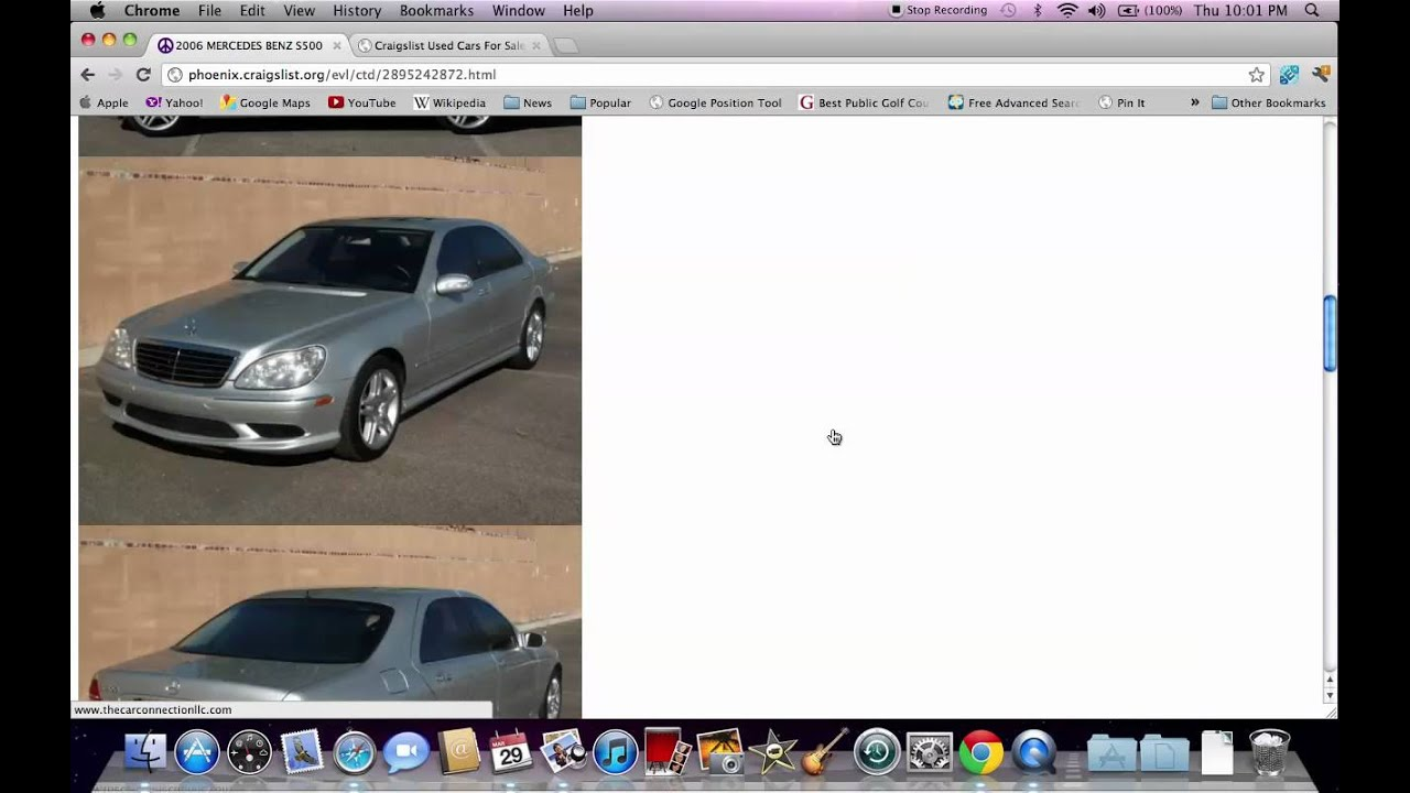 craigslist phoenix used cars for sale search help for buyers youtube. Black Bedroom Furniture Sets. Home Design Ideas