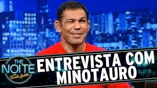 Entrevista com Rodrigo Minotauro
