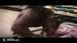 Goosebumps (6/10) Movie CLIP - Werewolf On Aisle 2 (2015) HD ( by movieclips)