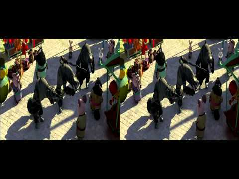 Kung Fu Panda 2 Trailer 2 in 3d