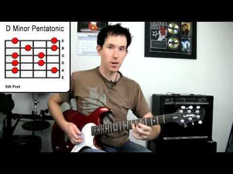 Baixar 'Dani California' Guitar Solo Licks Lesson - Red Hot Chili Peppers