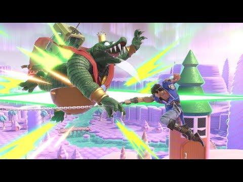 Most INSANE Edgeguards in Super Smash Bros. Ultimate #2