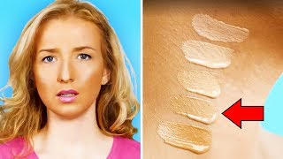 23 DUMB MAKEUP MISTAKES AND HOW TO AVOID THEM