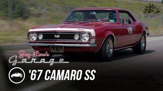 Edelbrock Research And Testing Camaros - Jay Leno's Garage