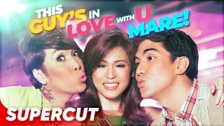 This Guy's in Love with U, Mare! | Toni Gonzaga, Luis Manzano, and Vice Ganda | Supercut