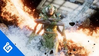 Exclusive Mortal Kombat 11 Cetrion Reveal Trailer