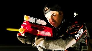 Elite Nerf Strike: Arsenal | Movie Part 2 (Nerf War)