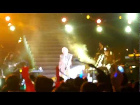 24/12/2012 周國賢Let's Play Together Concert 漢城沉沒了Part 2