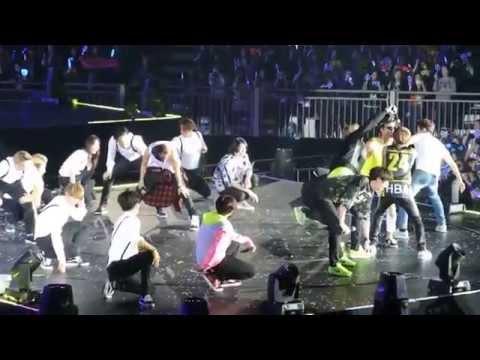 141108 Super Show 6 MEDLEY ( SHIRT, ROCKSTAR, LET'S DANCE)